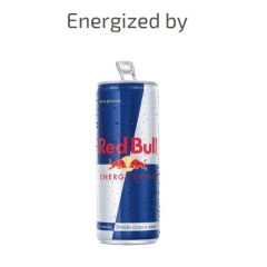 redbull energized by